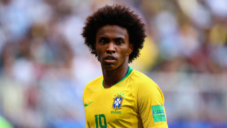 Chelsea Demand €80m for Wantaway Winger Willian Amid Reports of Barcelona Interest