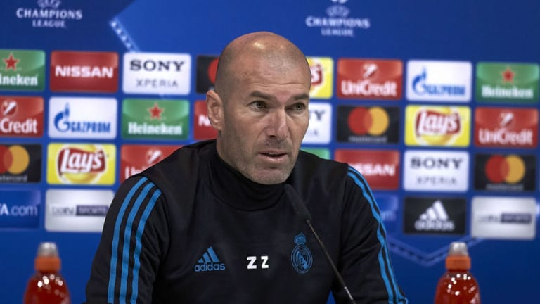 """Zidane: """"No vamos a arriesgar con Carvajal ni con Isco ni con Nacho"""""""