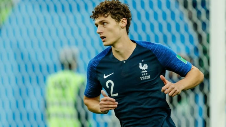 Tottenham Hotspur Fans Encourage Club to Make 'Huge' Signing of World Cup Star Benjamin Pavard