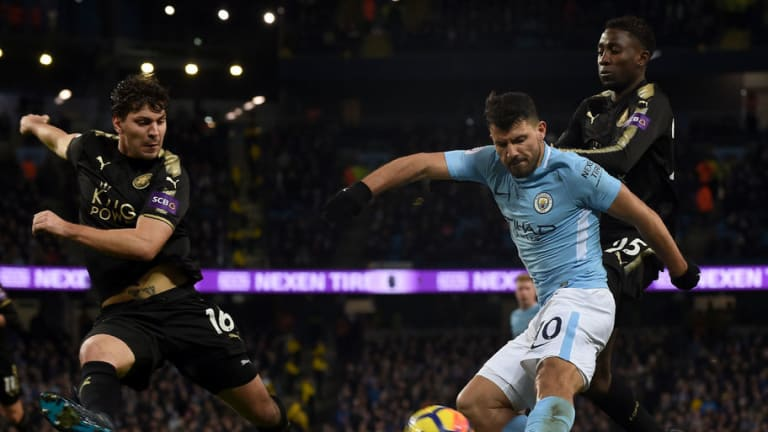 Sergio Aguero Reveals His Favourite Strike Against Leicester & Best Hat-Trick in City Colours