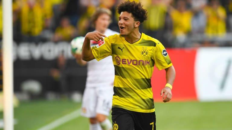 Manchester City Have the Edge Over Premier League Rivals in Race for Dortmund Star Jadon Sancho