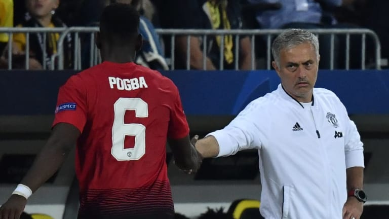 Jose Mourinho Faces Dressing-Room War After Further Criticisms of Key Players Amid Paul Pogba Feud