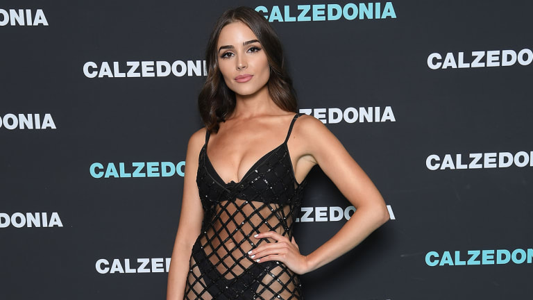 Traina Thoughts: Olivia Culpo Talks Snakes After Questionable Pics of Danny Amendola Surface