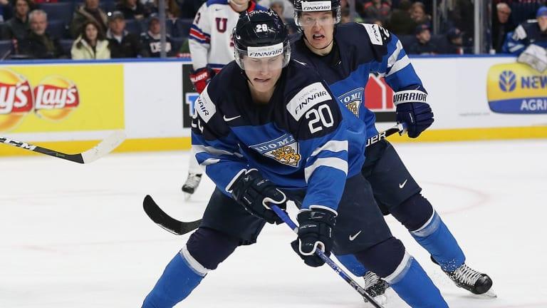 Predators Sign 2017 First Round Pick Eeli Tolvanen to Entry-Level Deal