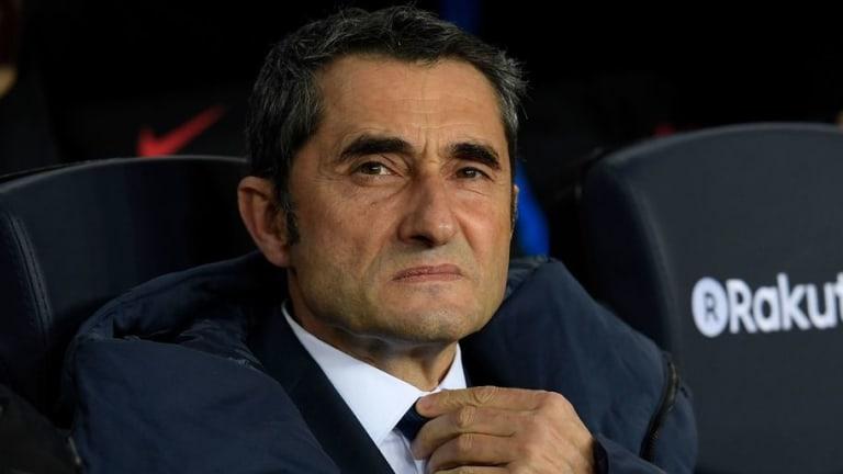 """Ernesto Valverde: """"Reconocemos al Espanyol, nos ha costado pasar y es nuestro rival"""""""