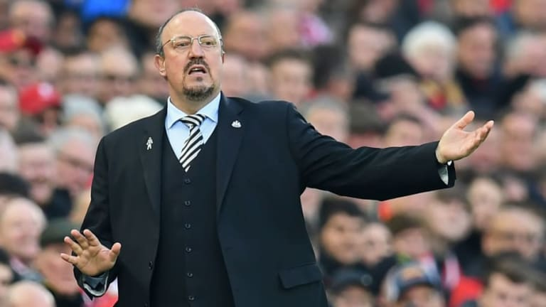 Rafa Benitez Insists Newcastle Youngster Is 'Happy' Despite Limited First Team Opportunities