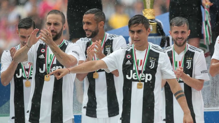 Italian Report Provides Positive Update on Possible Liverpool Move for Juventus Star
