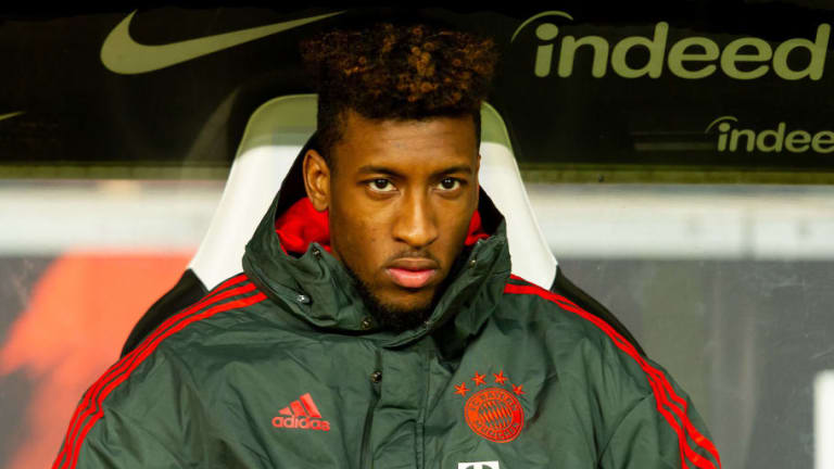 Kingsley Coman Escapes Uninjured After Writing Off £200,000 Supercar in Motorway Accident