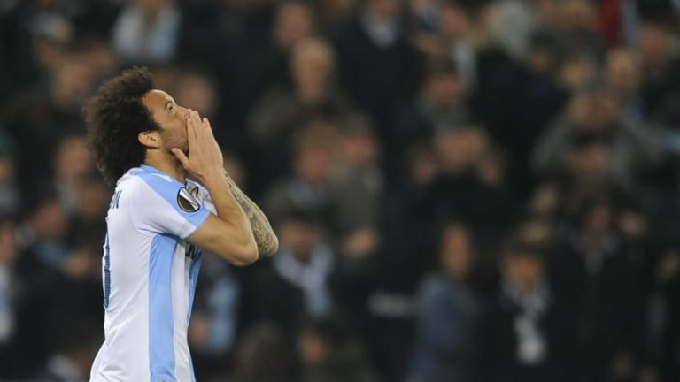 Chelsea and West Ham Set for Transfer Tug of War Over Lazio Star Felipe Anderson