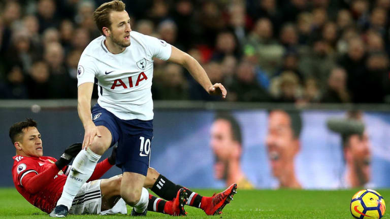 Kane Says Spurs Win Over Man United Was 'Up There' With Their Best Performances Under Pochettino