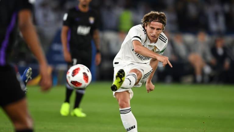Telemadrid aseguró que Modric habría rechazado una oferta del Real Madrid