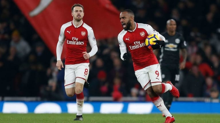 Arsenal Handed Double Injury Boost Ahead of Stoke Clash as Attacking Pair Return to Training