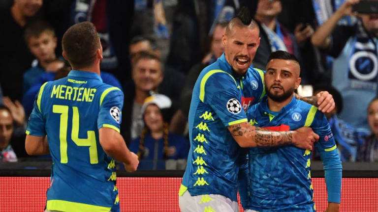 Napoli vs Red Star Belgrade Preview: How to Watch, Live Stream, Kick Off Time & Team News