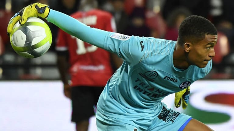Future World Beater Alban Lafont Hints at Wanting to Join Arsenal in the Future