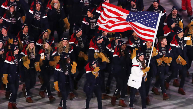 Daily Olympic Digest: Opening Ceremony, First Medal Events Take Center Stage in PyeongChang