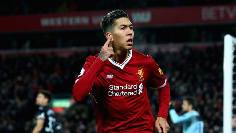 Liverpool Legend Jamie Carragher Hails 'Underrated' Roberto Firmino After Epic Victory Over Man City