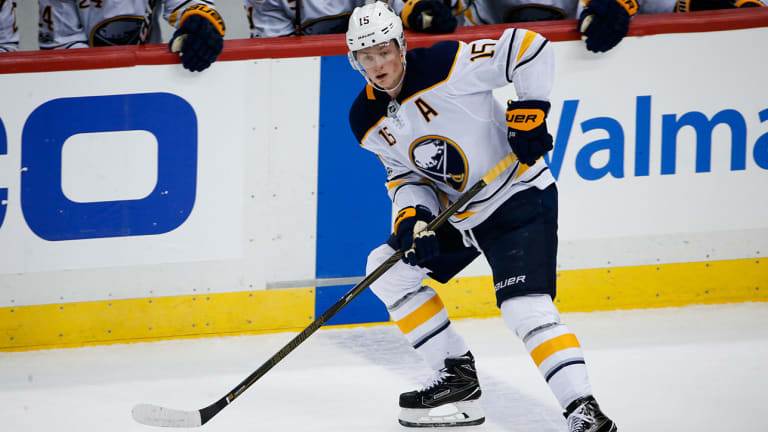 Leadership, Accountability Still Issues With Slumping Sabres