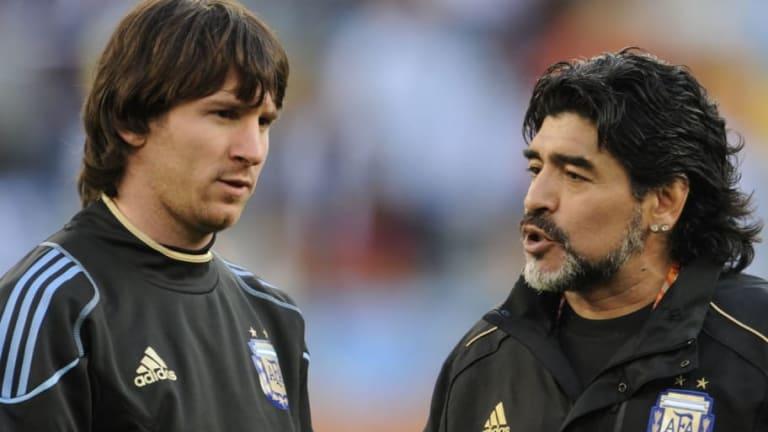 Más picante que nunca | La frase de Diego Maradona contra Lionel Messi