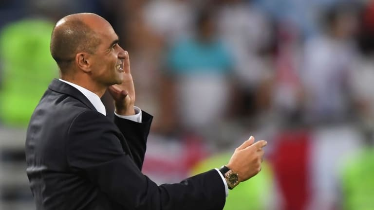 Roberto Martinez Praises Side After Victory Over England Sees Them Top Group G