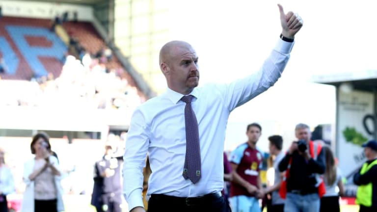 Sean Dyche Reflects on 'Incredible Achievement' After Burnley Finish Season With Bournemouth Loss