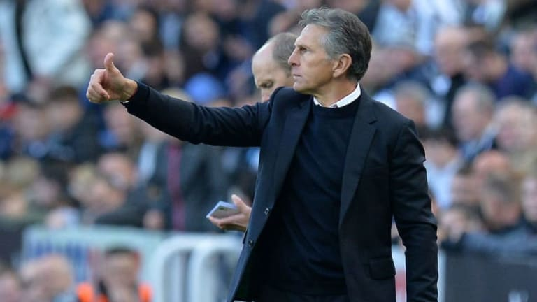 Claude Puel Delighted With Leicester's Discipline Following Comfortable 2-0 Win Against Newcastle