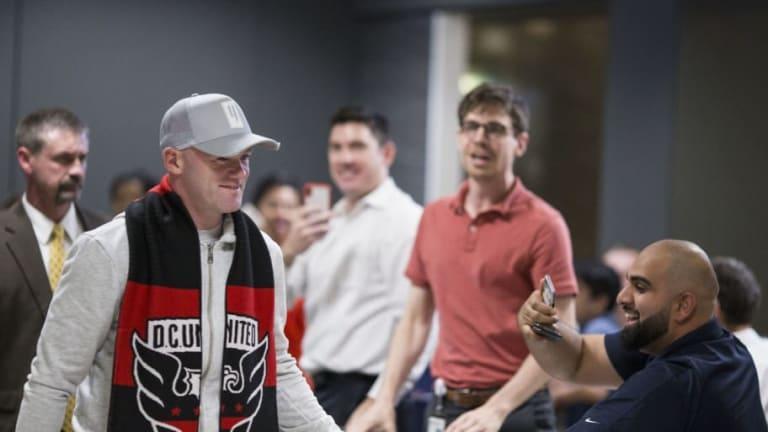CONFIRMADO: Wayne Rooney finalmente es oficializado como jugador del DC United
