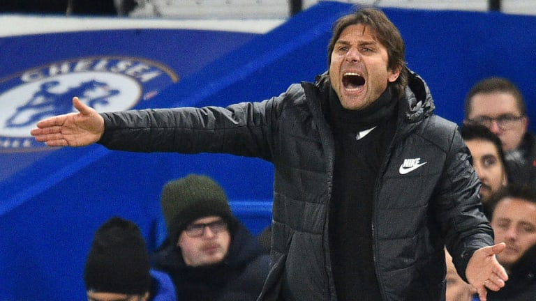 Chelsea Manager Antonio Conte Attributes Composure on Touchline to Yoga