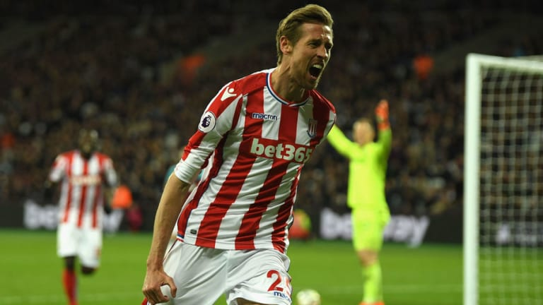 Peter Crouch Rallies 'Down' Stoke Teammates to Push for Premier League Survival