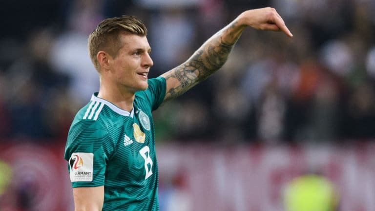 Toni Kroos Claims Germany Are 'Not as Good' as They Think After Humbling Brazil Loss