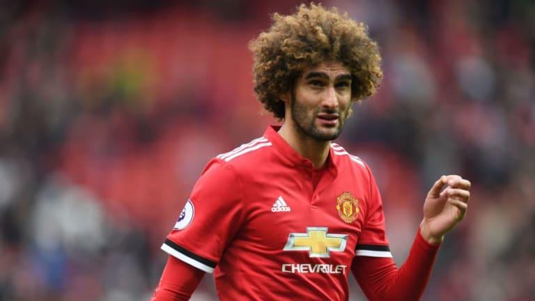 Belgian Midfielder Marouane Fellaini 'Decides to Leave' Manchester United on Free Transfer