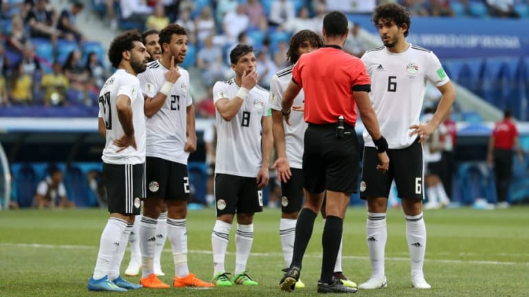 Egypt World Cup Forward With €5m Release Clause to Hold Talks With Newcastle & Aston Villa