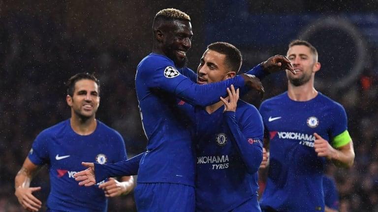 Los dos jugadores del Chelsea que llegarían al Real Madrid el próximo verano junto a Hazard