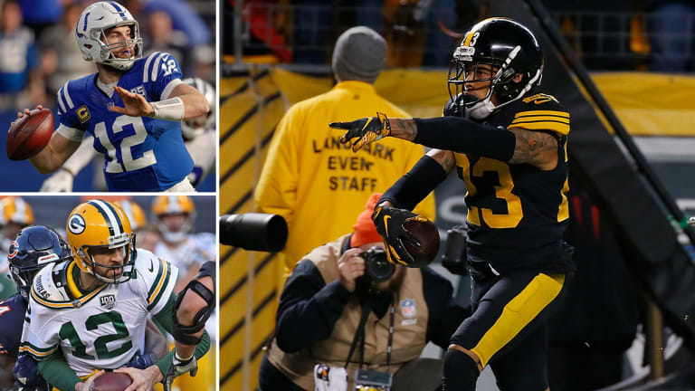 Week 15 Takeaways: Steelers Solve Brady, Colts Are Contenders, Aaron Rodgers's Dud in Chicago