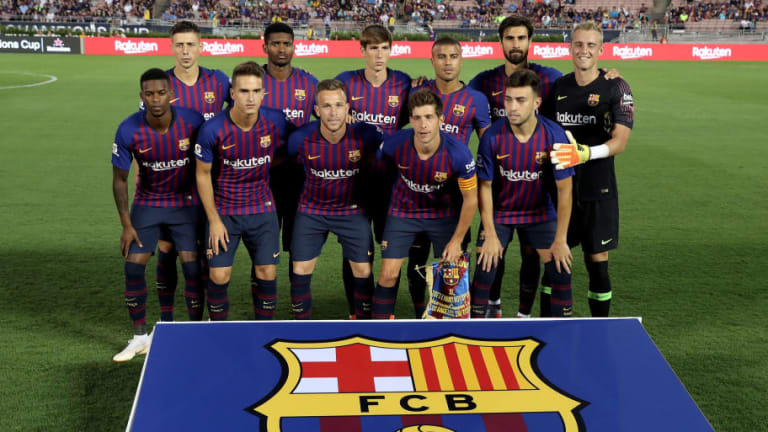 El jugador azulgrana que ha borrado de Instagram que pertenece al Barça