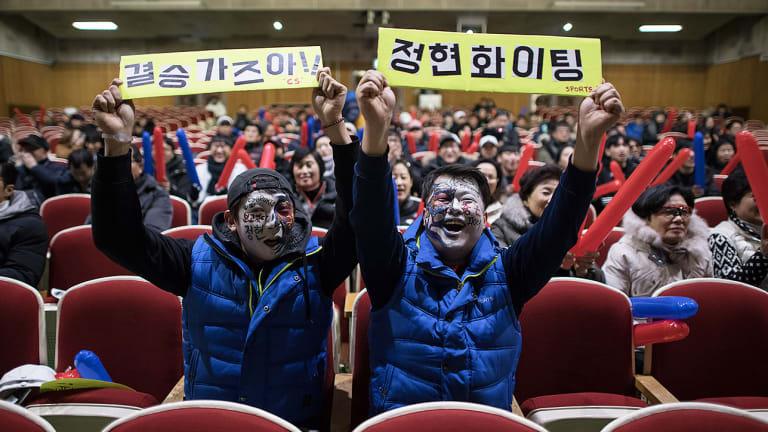 Hyeon Chung's Australian Open Run Brings Tennis to the Spotlight in South Korea