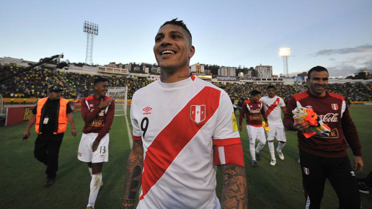 Peru Captain Paolo Guerrero Cleared to Play in World Cup After Court Temporarily Lifts Drugs Ban