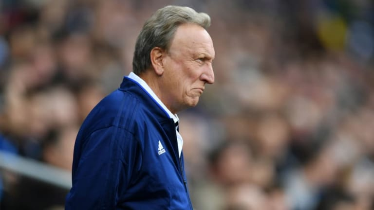 Neil Warnock Claims Cardiff Were Denied a Clear Penalty During Defeat to Burnley