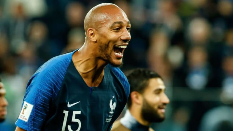 Unai Emery Eyes World Cup Winner Steven N'Zonzi as Possible  Replacement for Arsenal Midfielder
