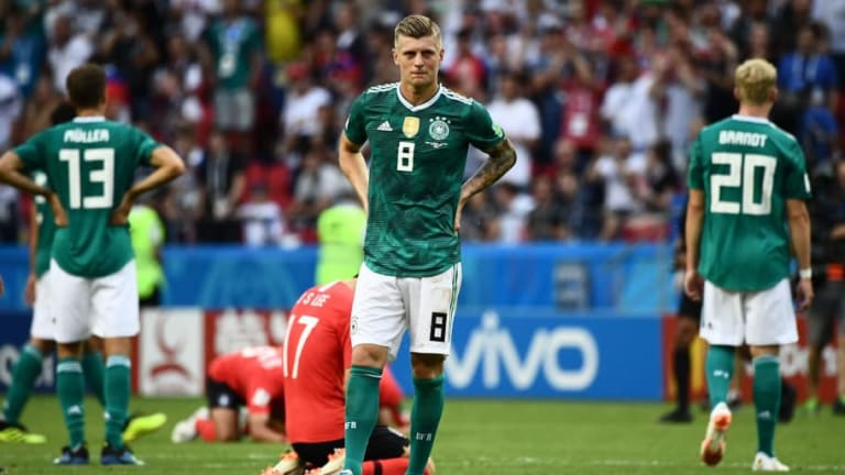 Toni Kroos Left Red Faced As Brazilian Fans Unearth Tweet Following Germany's World Cup Exit