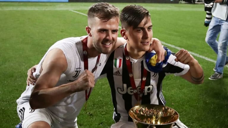 Both Real Madrid & Barcelona Linked With Summer Move for Juventus Midfield Star