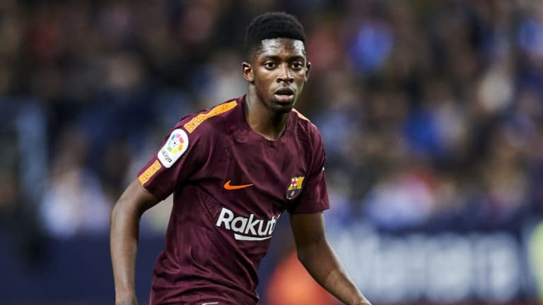 Arsenal's Head of Recruitment Reportedly in Regular Contact with Barcelona Forward Ousmane Dembele
