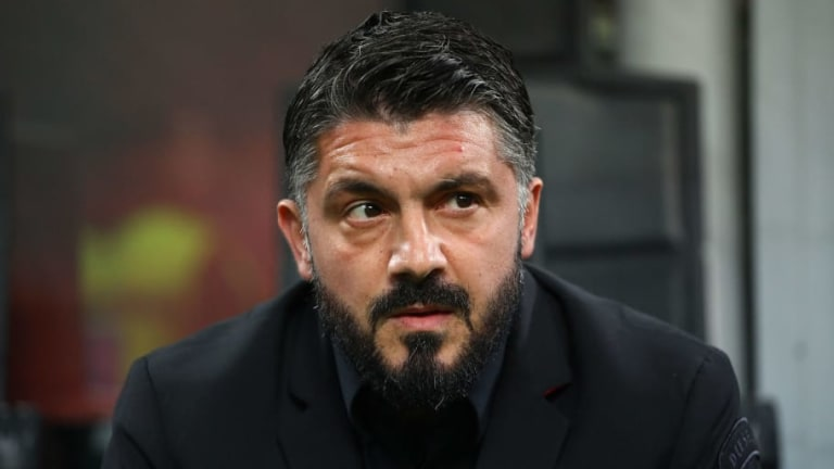 Gennaro Gattuso Insists CL Qualification Is the Main Aim for Milan After Win Over SPAL