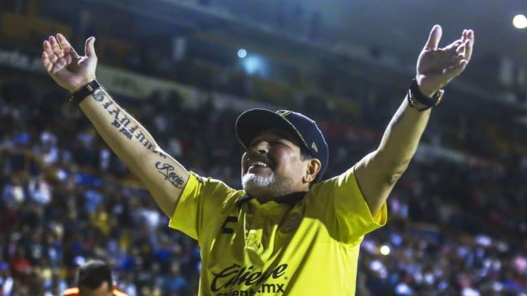 La tajante opinión de Diego Maradona sobre cómo se debería resolver la final de la Copa Libertadores
