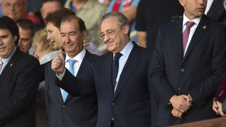 El futbolista que el Real Madrid tiene la intención de fichar este mismo mes de enero