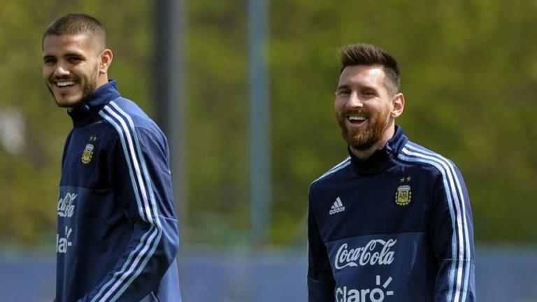 ¿VOLVÉS, LEO? | El mensaje de Mauro Icardi para Messi sobre la Selección Argentina