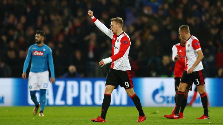 Newcastle Handed Monday Night Deadline by Feyenoord for Striker  Nicolai Jorgensen