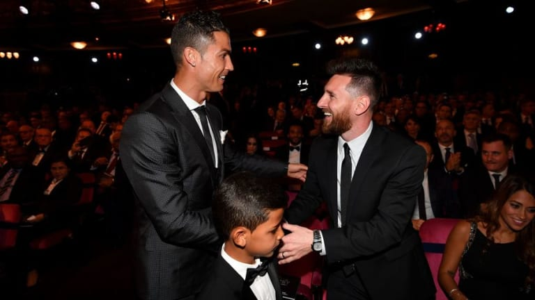 Who Comes Out on Top in a Messi vs Ronaldo XI on PES 2018
