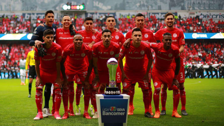 LIMPIA   Toluca anuncia la baja de dos jugadores