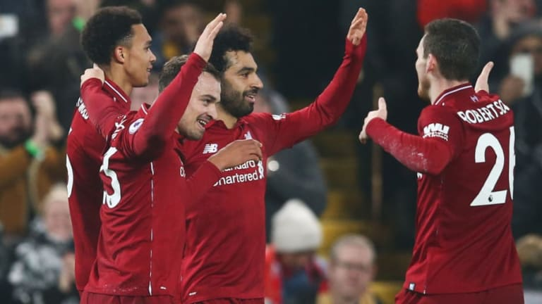 'I Wish I Could Play for Them': Arsenal Legend Heaps Praise on Premier League Leaders Liverpool