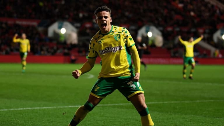 Arsenal Join Tottenham in Race to Sign Impressive Norwich City Youngster Max Aarons